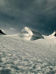 There is some pretty cool stuff on glaciers.