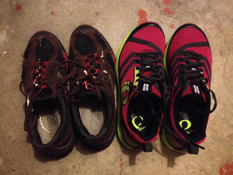 9a0102176a8 RIP Brooks Cascadias  Finding New Shoes for the PCT – tandem trekking